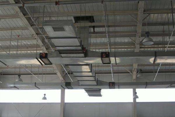 通风管道和防火排烟风管的防火性能