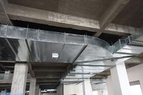 通风管道安装中怎样确保安全