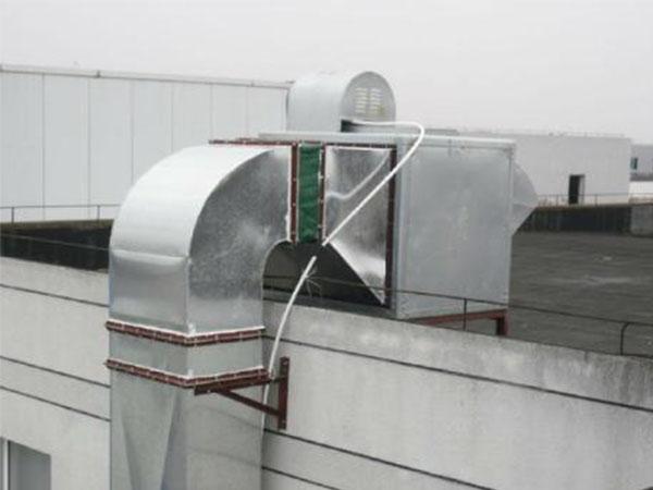 热处理车间安装济南通风管道的技巧