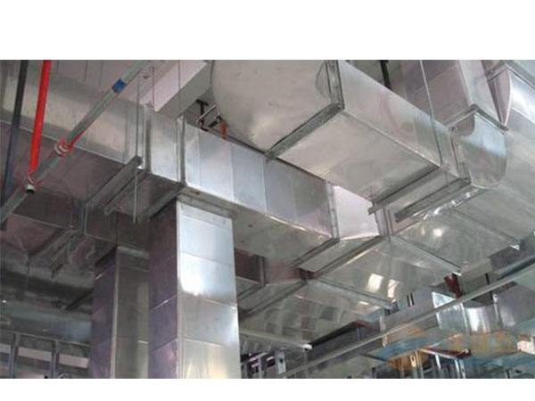 提高通风管道加工质量的方法