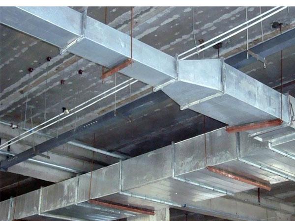 通风管道制作安装