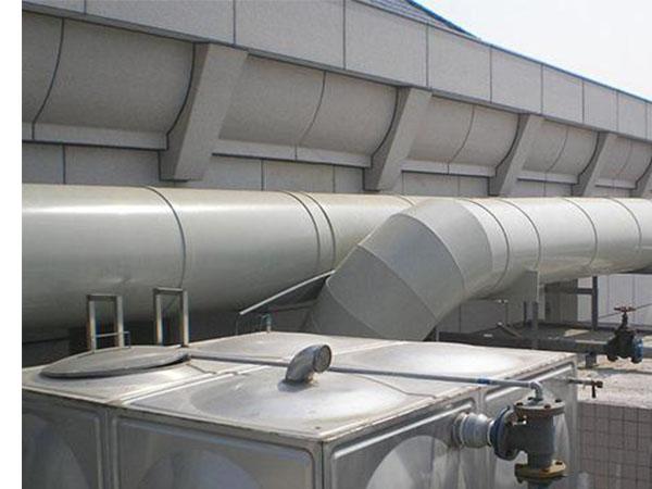 通风管道安装的条件以及通风管道施工的注意事项