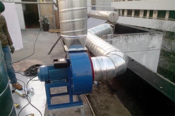 济南通风管道的加工过程是怎样的